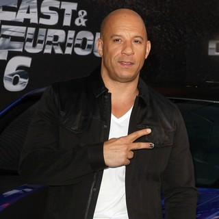Vin Diesel in Los Angeles Premiere of Fast and Furious 6
