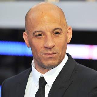 Vin Diesel in World Premiere of Fast and Furious 6 - Arrivals