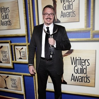 Vince Gilligan in The 66th Annual Writer's Guild Awards - Press Room