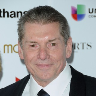 Vince McMahon in New York Moves Magazine's 10th Anniversary Power Women Gala