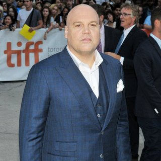 Vincent D'Onofrio in 2014 Toronto International Film Festival - The Judge - Premiere