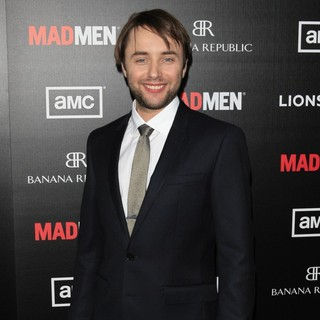 Vincent Kartheiser in AMC's Special Screening of Mad Men Season 5 - Arrivals