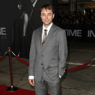Vincent Kartheiser in The Premiere of In Time - Arrivals