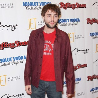 Vincent Kartheiser in Rolling Stone Hot Party