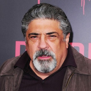 Vincent Pastore in Dredd New York Screening
