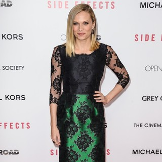Vinessa Shaw in New York Premiere of Side Effects
