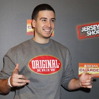 Vinny Guadagnino in Jersey Shore Season 6 Premiere Party