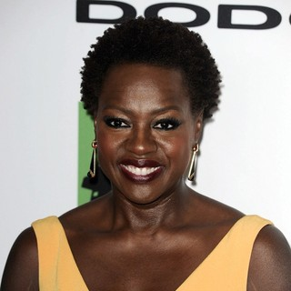 Viola Davis in The 17th Annual Hollywood Film Awards