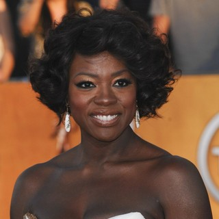 Viola Davis in The 18th Annual Screen Actors Guild Awards - Arrivals