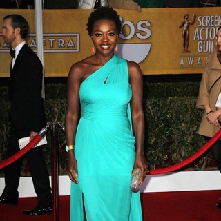 Viola Davis in 19th Annual Screen Actors Guild Awards - Arrivals