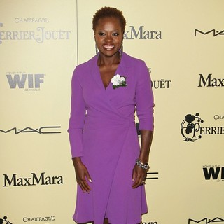 Viola Davis in 5th Annual Women in Film Pre-Oscar Cocktail Party