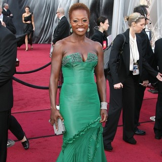 Viola Davis in 84th Annual Academy Awards - Arrivals