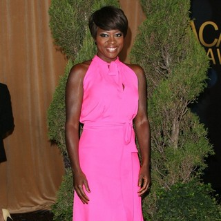 Viola Davis in 84th Annual Academy Awards Nominees Luncheon