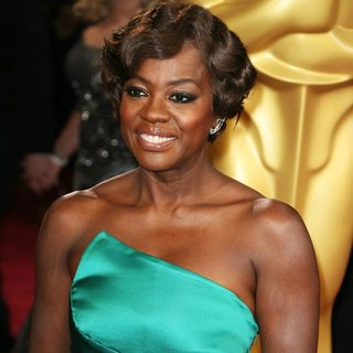 Viola Davis in The 86th Annual Oscars - Red Carpet Arrivals