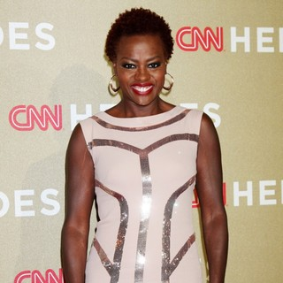 Viola Davis in CNN Heroes: An All-Star Tribute - Arrivals