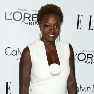 Viola Davis in ELLE's 19th Annual Women in Hollywood Celebration - Arrivals