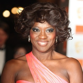 Viola Davis in Orange British Academy Film Awards 2012 - Arrivals
