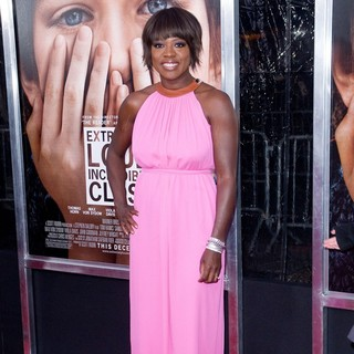 Viola Davis in The New York Premiere of Extremely Loud and Incredibly Close - Arrivals