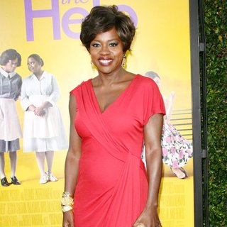 Viola Davis in World Premiere of The Help
