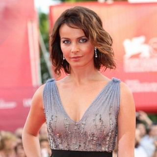 Violante Placido in 68th Venice Film Festival - Day 1 - The Ides of March - Red Carpet