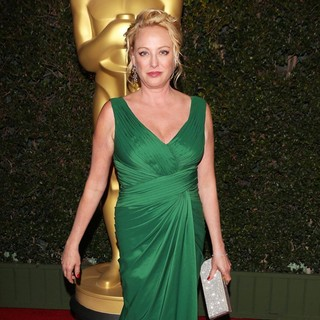 Virginia Madsen in The Academy of Motion Pictures Arts and Sciences' 4th Annual Governors Awards - Arrivals