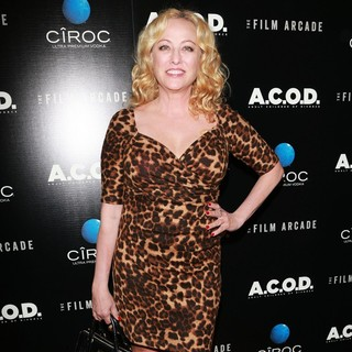 Virginia Madsen in A.C.O.D. Los Angeles Premiere