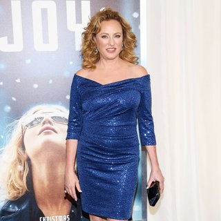 New York Premiere of Joy - Red Carpet Arrivals