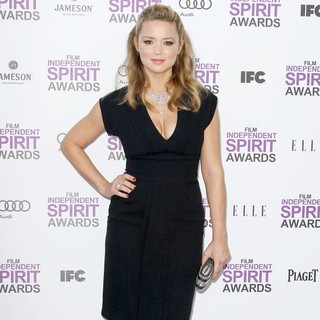 Virginie Efira in 27th Annual Independent Spirit Awards - Arrivals