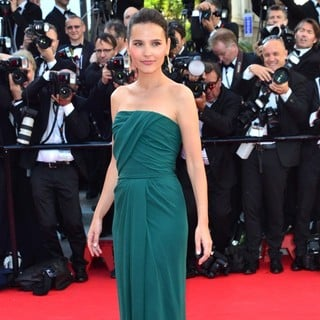 Virginie Ledoyen in Moonrise Kingdom Premiere - During The Opening Ceremony of The 65th Cannes Film Festival