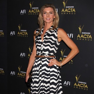 Viva Bianca in 2012 Australian Academy of Cinema and Television Arts Awards - Arrivals