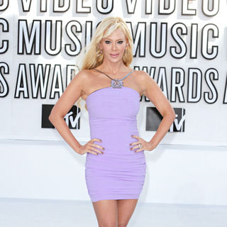 Jenna Jameson in The 2010 MTV Video Music Awards (MTV VMAs) - Arrivals