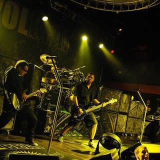 Volbeat in Volbeat Perform