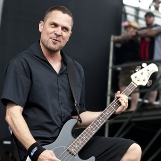 Anders Kjolholm, Volbeat in Rock on The Range 2012 - Day 2