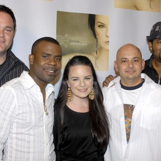 The Jenna Von Oy Breathing Room Album Release Party - von-oy-all-4-one-breathing-room-album-release-party-01