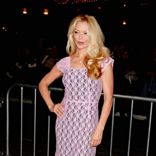 Charlotte Ross in The Premiere of Waiting For Forever