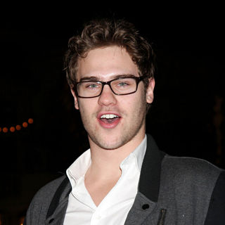 Grey Damon in The Premiere of Waiting For Forever