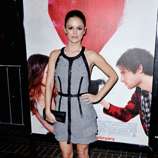 Rachel Bilson in The premiere of Waiting For Forever
