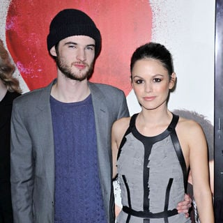 Tom Sturridge, Rachel Bilson in The Premiere of Waiting For Forever