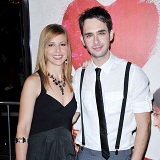 Scott Mechlowicz in The Premiere of Waiting For Forever