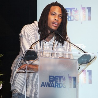 Waka Flocka Flame in 2011 BET Awards Nominees Announcement
