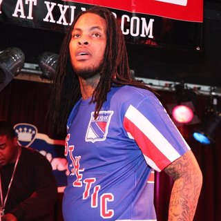 Waka Flocka Flame in B B Kings Bar and Grill Presents Waka Flocka Flame and Guests