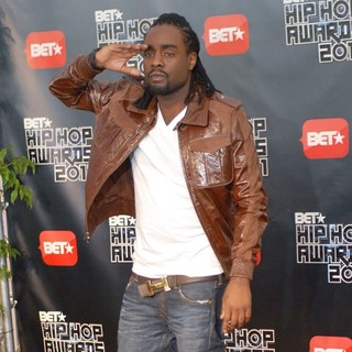 Wale in BET Hip Hop Awards 2011 - Arrivals