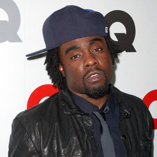 Wale in GQ Men of The Year Party