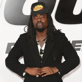Wale - Furious 7 World Premiere - Arrivals