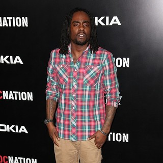 Wale in Roc Nation Pre-Grammy Brunch