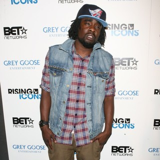 Wale in Grey Goose Entertainment Presents The Second Season of BET's Rising Icons
