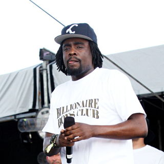Wale in Coachella Music Festival - Performances - Day 1