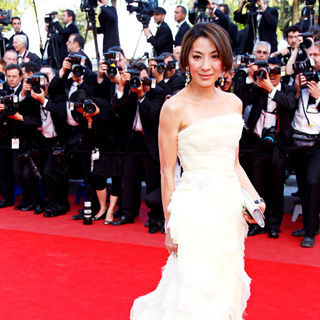 Michelle Yeoh in 2010 Cannes International Film Festival - Day 3 - 'Wall Street 2: Money Never Sleeps' Premiere