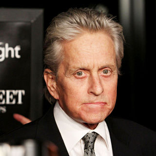 Michael Douglas in The New York Movie Premiere of 'Wall Street 2: Money Never Sleeps' - Arrivals