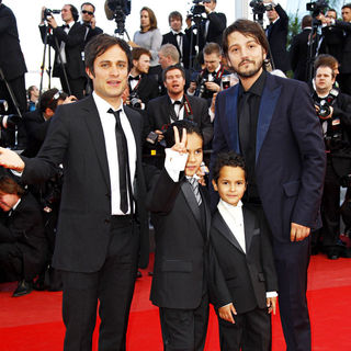Gael Garcia Bernal, Diego Luna in 2010 Cannes International Film Festival - Day 3 - 'Wall Street 2: Money Never Sleeps' Premiere